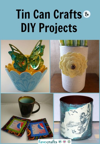 12 soda can crafts for everyone for Aluminum can decorations