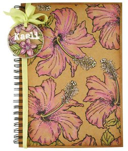 Tropical Hibiscus Journal