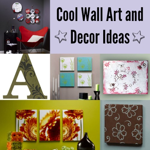 Cool Diy Wall Art Ideas : Cool wall art and decor ideas new diy projects