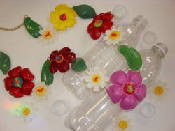 14 Easy to Make Water Bottle Crafts