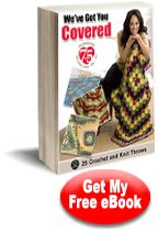 Red Heart Yarns We've Got You Covered Afghan free eBook