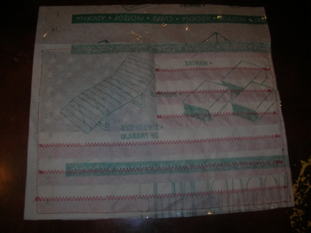 American Flag Placemat 7