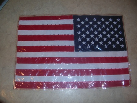 American Flag Placemat 11