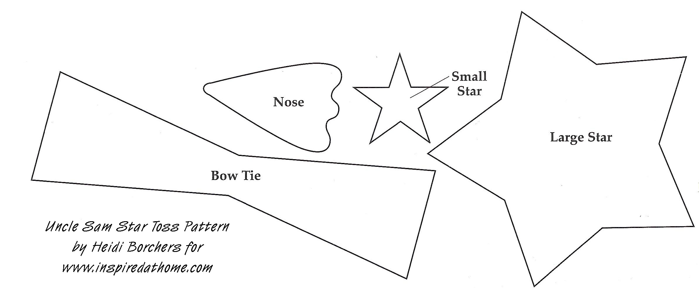 Uncle Sam Drawing Tutorial Uncle Sam Star TossUncle Sam Drawing Tutorial