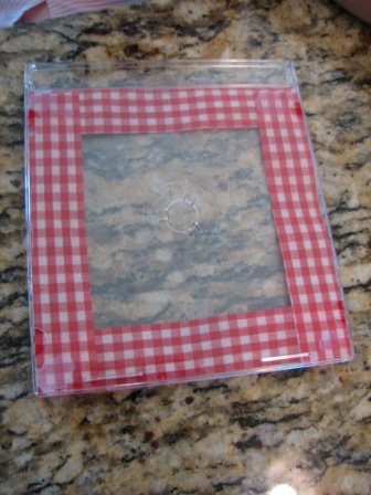 CD Picture Frame Caso 3