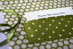 Voucher Wrap: Craft Ideas for Mother's Day