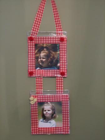 Рамка для фото детская своими руками