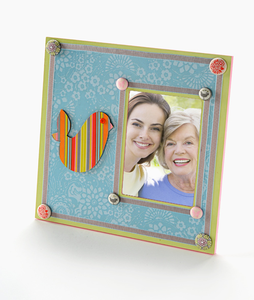 Mothers Day Bird Picture Frame