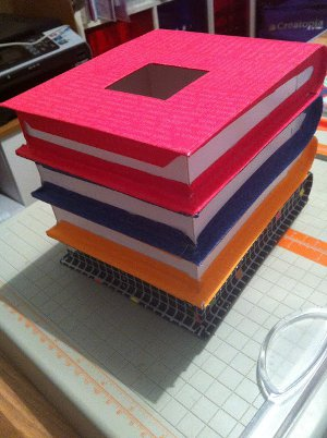 Teacher Appreciation Tissue Box Cover