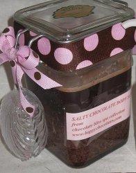 chocolate jar Do You Eat Your Crafts?