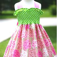 Girl's Twirl Dress