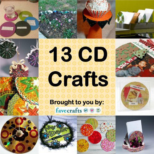 13 CD Crafts