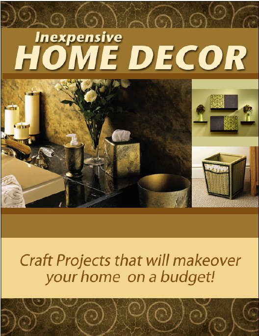 inexpensive home decor