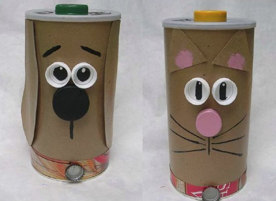 Earth Day Crafts For Kids Recycling Cereal Boxes