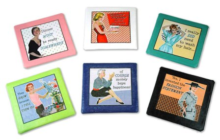 Dreamboat Coasters