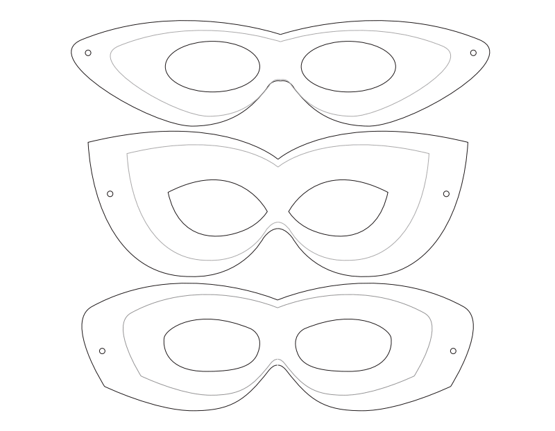 10 minute supergirl costume favecrafts printable mask template maxwellsz