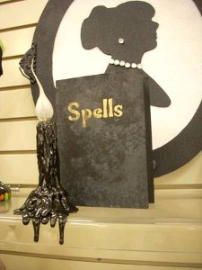 Bewitching Spell Book