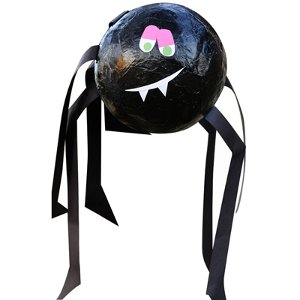Creepy Spider Pinata  FaveCrafts.com