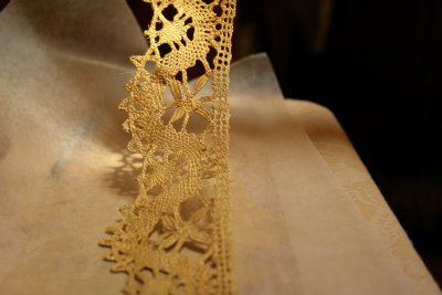 Place on Wax Paper