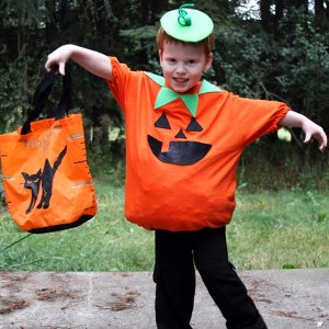 cute as a pumpkin costume
