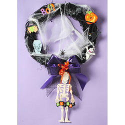 Haunted Wreath