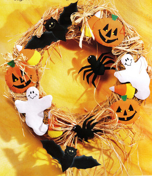 31 Halloween Craft Projects: Countdown to Halloween