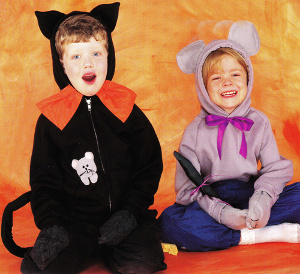 19 Homemade Halloween Costumes