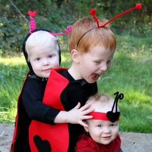 Lovebug Costume