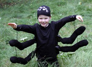 Wickedly Quick Homemade Halloween Costumes