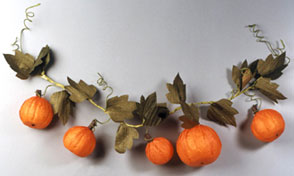 Pumpkin Patch Garland