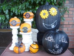 Spooky Pumpkin Decorations