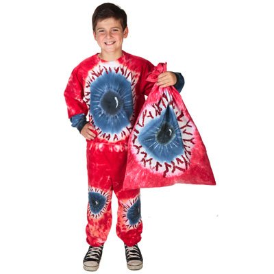 Tie Dye Halloween Costume Ideas Tie-dye Eyeball Halloween