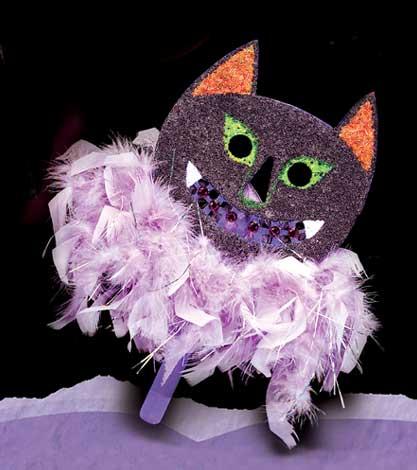 Cat Halloween Mask