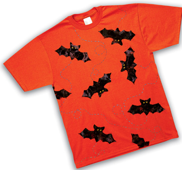 Flying Bats Tshirt