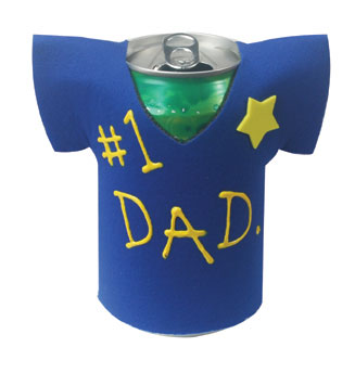 #1 Dad Drink Cozy
