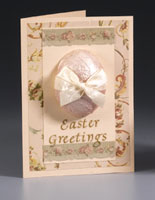 Elegant Easter Card