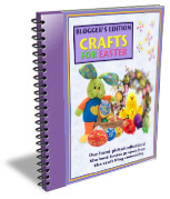 Easter Craft eBook: Blogger Edition
