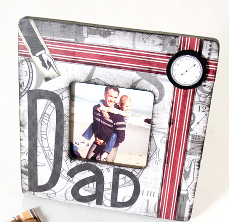 Collage Dad Frame