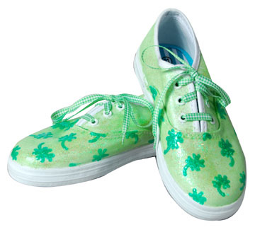 Lucky Clover Shoes