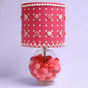 sugar and spice and everything nice lamp