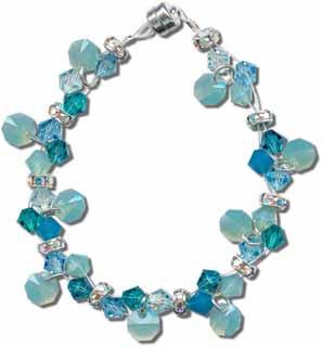 Blue Malibu Bracelet