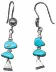 Turquoise Breeze Earrings