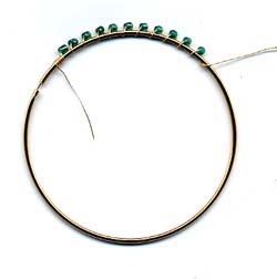 Embellished Hoop Step 4