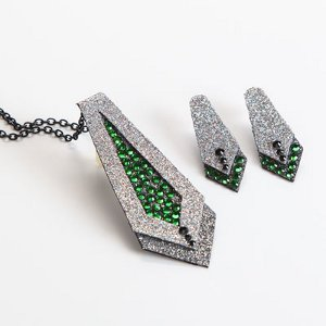 Emerald City Jewelry Set