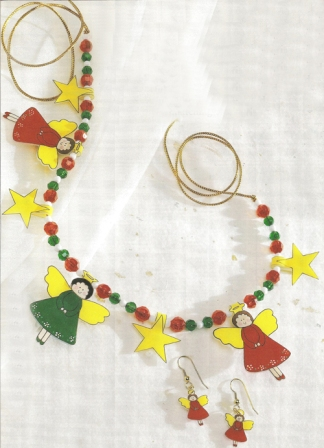 Christmas Angel Jewelry