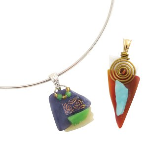 Jewels of the Sea Pendants