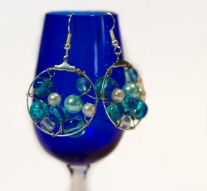 Jewels of the Ocean Earrings