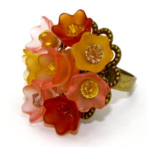 In Bloom Lemonade Ring
