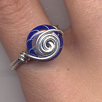 spiralbeadring Put a Ring on It: 5 DIY Ring Patterns