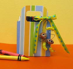 Kids' Monkey Business Keepsake Bag